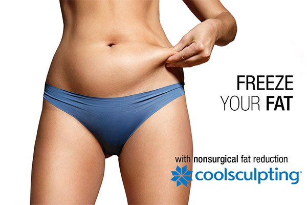 Coolsculpting Fat Reduction